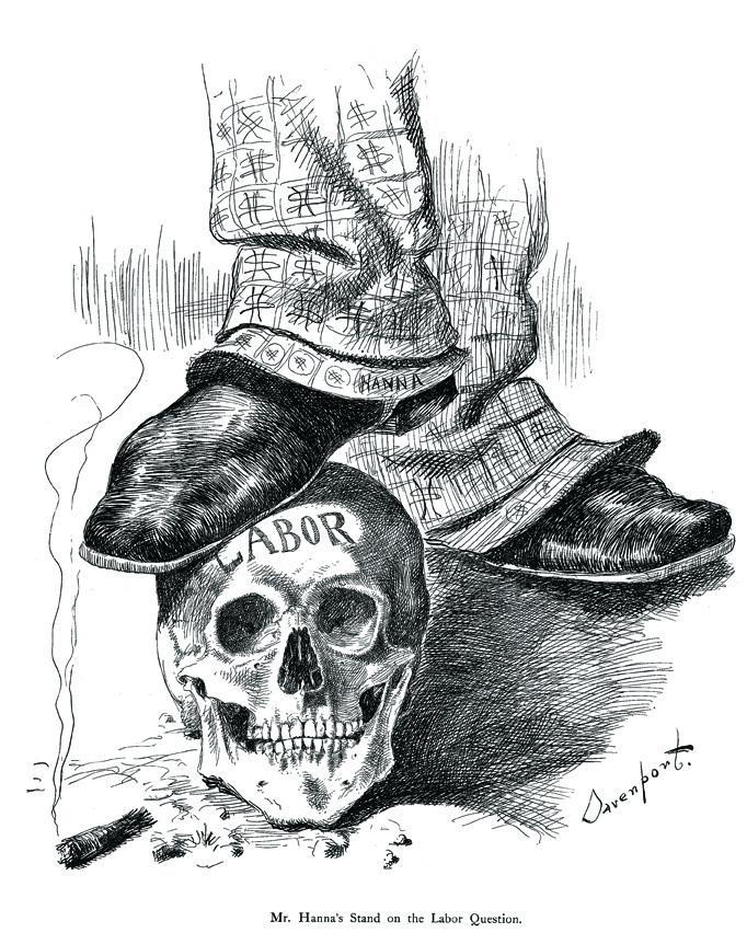2012-Spring-Oregon-History-Cartoonist-Homer-Davenport-Labor-cartoon