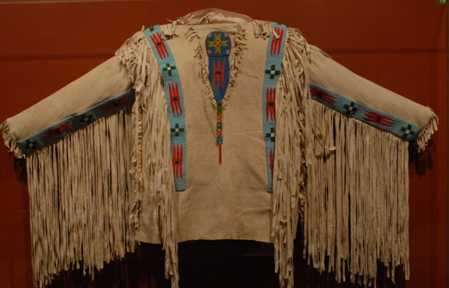2010-Winter-Central-Oregon-Bend-High-Desert-Museum-beaded-Native-American-shirt