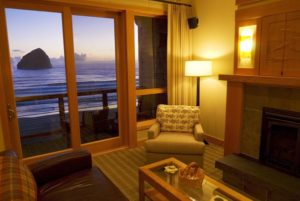 Cottage-at-Cape-Kiwanda-Living-Area-View