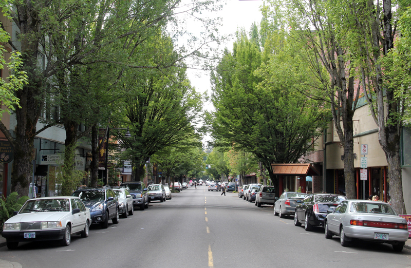 Downtown-McMinnville