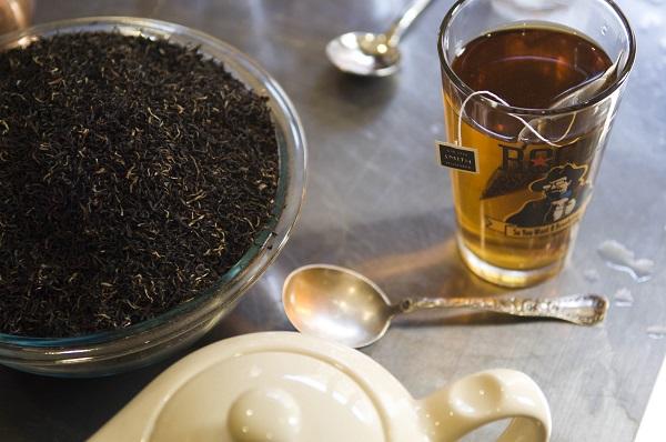 rogue ales, beer, tea