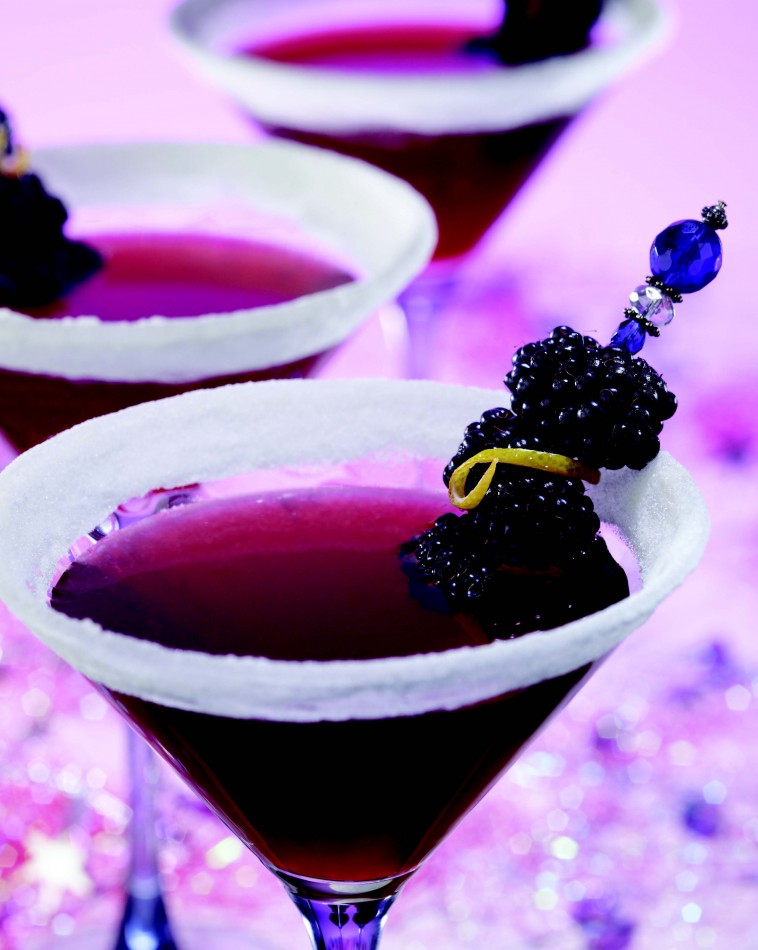 2009-Summer-Oregon-Drink-Willamette-Valley-Portland-Mint-Bella-A-Marionberry-Martini