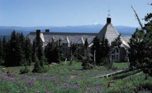 2009-Summer-Oregon-Travel-Mt-Hood-Timberline-Lodge