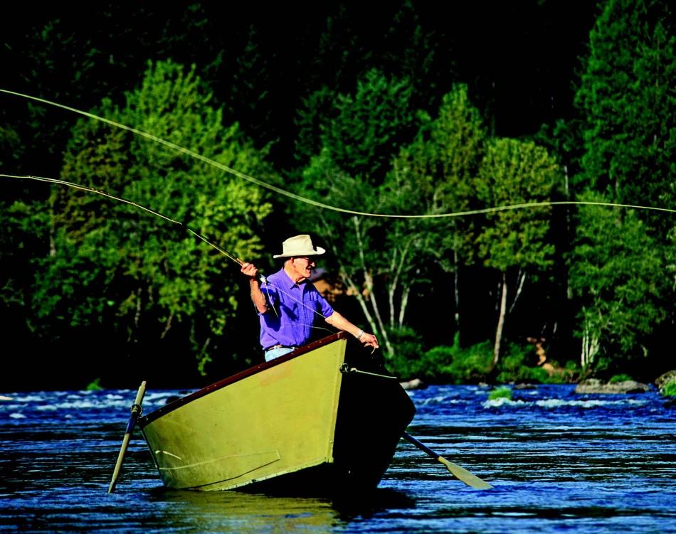 2010-Autumn-Oregon-History-Outdoors-Willamette-Valley-McKenzie-River-fly-fisherman-drift-boat
