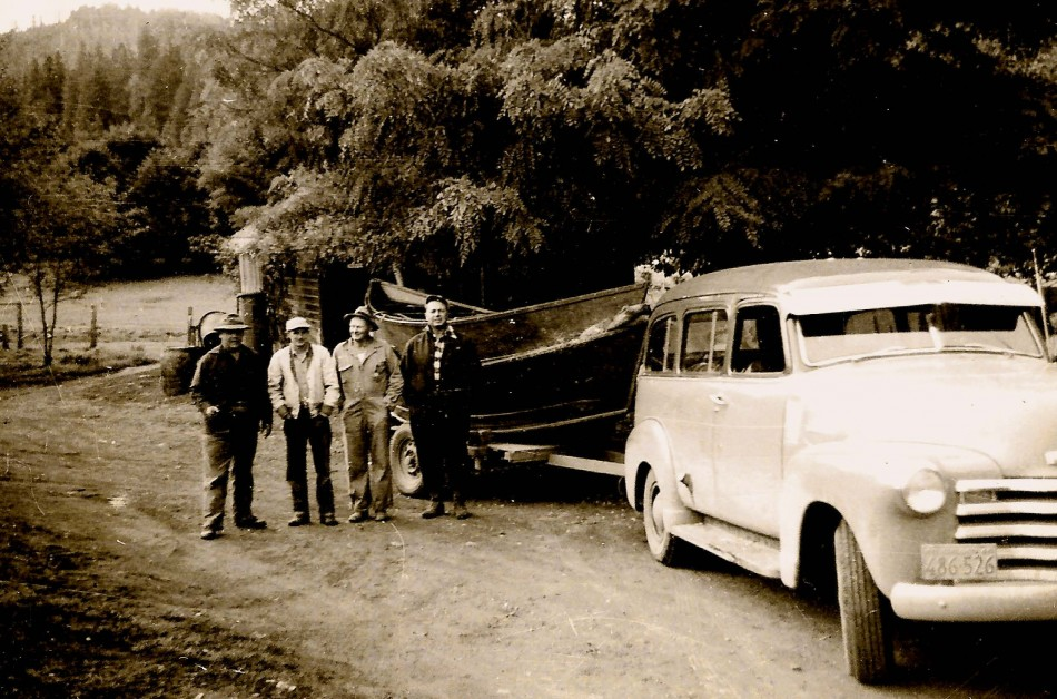 2010-Autumn-Oregon-History-Willamette-Valley-McKenzie-River-builder-Woodie-Hindman-drift-boat