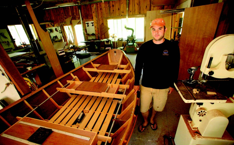 2010-Autumn-Oregon-History-Willamette-Valley-Vida-Tatman-Wooden-Boats-Sanderson-Dersham-drift-boat