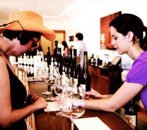 2010-Autumn-Oregon-Travel-Wine-Willamette-Valley-Adelsheim-Vineyard-Catherine-Douglas-taste-sip-Pinot