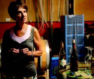 2010-Autumn-Oregon-Travel-Wine-Willamette-Valley-Ribbon-Ridge-Redman-Vineyard-Cathy-Redman