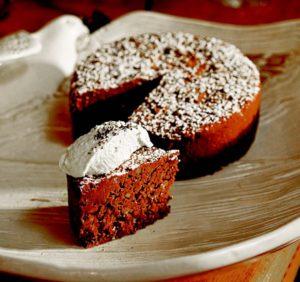 2010-Spring-Oregon-Recipe-Willamette-Valley-Eyrie-Vineyards-Chocolate-Hazelnut-Torte-eat-food-chef-cook