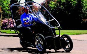 2010-Spring-Oregon-Venture-Portland-Green-Lite-Motors-owner-Tim-Miller-driving-hybrid-vehicle