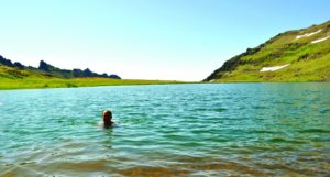 2011-Autumn-Eastern-Oregon-Hike-Outdoors-The-Steens-Wildhorse-Lake-Brent-Fenty-swims
