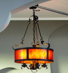 2011-Autumn-Oregon-Home-Interior-Design-Hermosa-Renaissance-Revival-Panel-shade-chandelier-salvageable-items