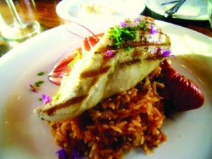 2011-Autumn-Oregon-Restaurant-Review-Portland-Cabezon-seafood