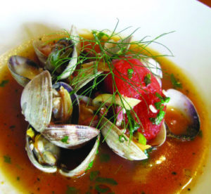 2011-Autumn-Oregon-Small-Town-Willamette-Valley-Dundee-Bistro-mussels