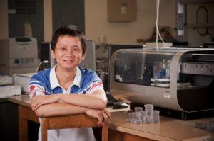 vernon t williams, wei wang, oregon state university, oregon research