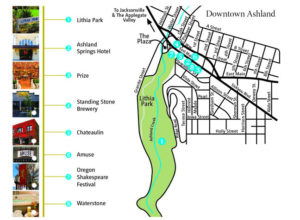2011-Summer-Southern-Oregon-Ashland-map-of-downtown