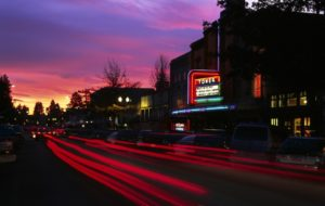 2011-Winter-Central-Oregon-Travel-Outdoors-Bend-downtown-at-dusk