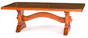 2011-Winter-Oregon-Home-Design-Interior-hand-crafted-wood-bench-fine-furniture