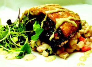 2011-Winter-Southern-Oregon-Recipe-Food-Ashland-Larks-Restaurant-Mushroom-and-Blue-Cheese-Strudel-eat-cook-chef