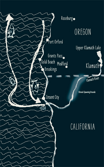 2012-winter-oregon-coast-salmon-fishing-map-klamath-river