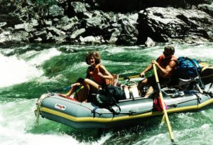 Autumn-2011-Southern-Oregon-Rogue-River-Eddy-Miller-and-wife-Ann-in-raft