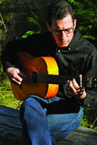 2012-july-august-1859-southern-oregon-artist-in-residence-pistol-river-les-stansell-flamenco-guitar-maker-playing-guitar
