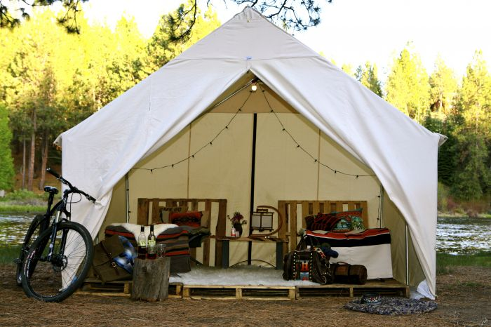2012-july-august-summer-1859-notebook-glamping-wall-tent-bend-oregon-deschutes-river-meadow-camp-flaps-closed