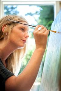 2012-november-december-1859-oregon-coast-astoria-artist-in-residence-sarah-goodnough-close-up-face-paintbrush