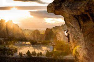 2012-september-october-1859-oregon-adventures-pioneers-climbing-smithrock-trendler-climbs-rampage-marsupials-sunset-smaller