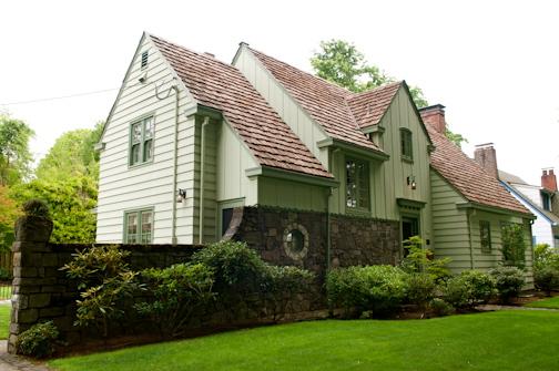 2012 September October 1859 Portland Oregon Design Old