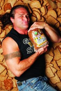 Winter-2012-Oregon-Ventures-Dave-s-Killer-Bread-Dave-Dahl-with-loaf-of-bread
