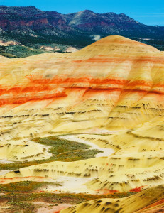 2009-Summer-Eastern-Oregon-Travel-John-Day-painted-hills