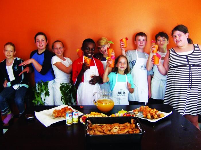 2012-Spring-Oregon-Portland-Merry-Kitchen-kids-summer-camp-food