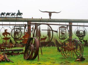 2012-Spring-Oregon-Road-Trip-Willamette-Valley-Highway-99-metal-art-gallery