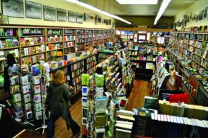 2012-Spring-Oregon-Travel-Columbia-River-Gorge-The-Dalles-Klindts-Booksellers-old-bookstore