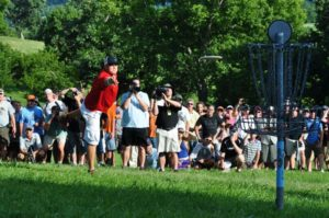2012-Summer-1859-Willamette-Valley-Eugene-Oregon-Athlete-Disc-Golf-Avery-Jenkins-2009-world-championship-winning-putt