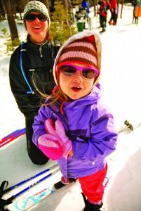 2012-Winter-Central-Oregon-Travel-Bend-Mt-Bachelor-little-girl-ski-snowboard