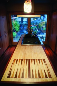 2012-Winter-Oregon-Home-and-Design-Portland-Omey-residence-backgammon-kitchen-counter-remodel-eco-friendly-energy-efficient