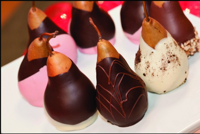 2012-Winter-Southern-Oregon-Medford-Harry-and-David-chocolate-dipped-pears