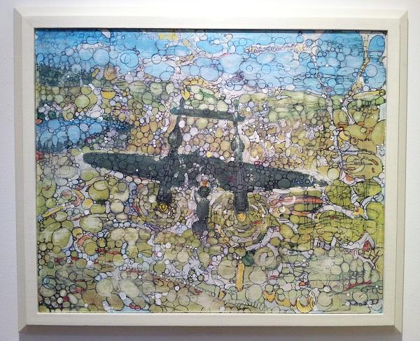 gabriel manca, mixed media art, oregon art, pacific northwest college of art