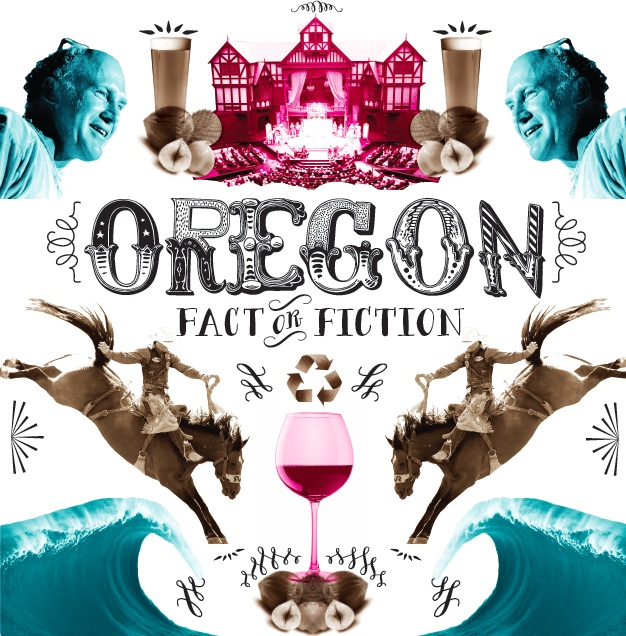 oregon shakespeare festival, oregon beer, oregon facts,