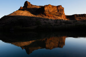 2013-July-August-Oregon-Fish-Oregon-Rivers-Tyler-Roemer-Fly-Fishing-Cliff-Reflection