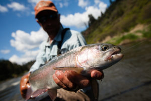 2013-July-August-Oregon-Fish-Oregon-Rivers-Tyler-Roemer-Fly-Fishing-Man-Holding-Fish