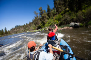 2013-July-August-Oregon-Fish-Oregon-Rivers-Tyler-Roemer-Fly-Fishing-Rapids-Fishing-From-Boat