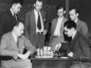 2013-january-february-1859-magazine-oregon-history-chess-grandmaster-arthur-dake-Pasadena-1932-chess-match