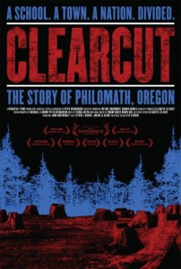2013-march-april-1859-magazine-top-five-documentary-filmmaker-peter-richardson-Clear-Cut-Poster