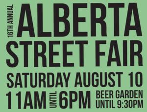 Alberta-Street-Fair