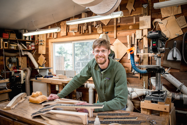 luthier, oregon music, oregon mucisians, instrument making