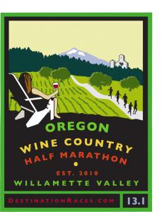 Oregon-Wine-Half-Marathon