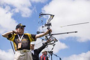 Senior_games_bow_arrow